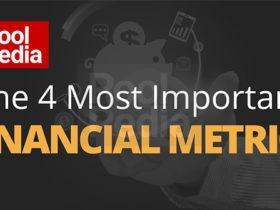 4 سنجه مالی اصلی برای استارتاپ ها